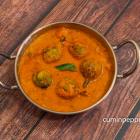 Chettinad Brinjal Curry