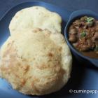 recipe for bhatura | bhature recipe