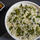 fenugreek leaves rice | vendhaya keerai sadham