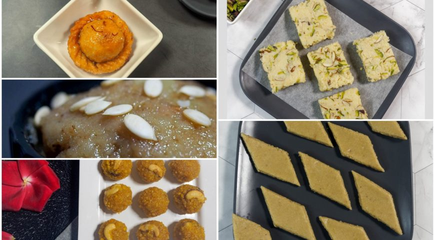 Indian dessert ideas